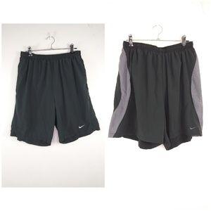 Bundle of 2 Nike Shorts Nike Running Nike Fit Sz M